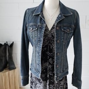 J.Crew Denim Jacket - Size XS